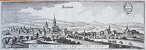 Freystatt [Freistadt im Mühlviertel].: MERIAN, M.