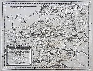 Die Herzogthümer Steyermark, Kaernten und Krain, mit den Grafschaften Görz und Gradisga ...