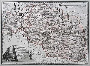 Der Königlichen Republik Polen Woiwodschaften Chelm und Wolhynien oder Klein Polens mitterer ...