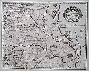 Des Grosherzogthums Litauen ostsüdlicher Nro. 47.: REILLY, F.J.J.