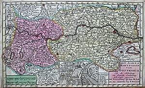 Het Aards Hartogdom van Oostenryk [Erzherzogtum Österreich].: de LAT, Jan und J. KEIZER