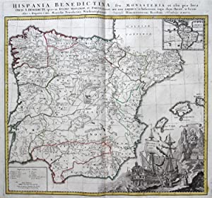 Hispania Benedictina, seu Monasteria et alia pia loca Ord. S. Benedicti, quae in Regnis Hispaniae ...