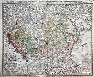 Hungariae ampliori significatu et veteris vel methodicae complexae :Regna Hungariae, Propriae, ...