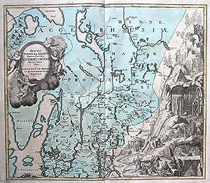 Tractus Norwegiae Danicus Magnam Dioeceseos Aggerhusiensis Partem Sistens: HOMANN, J. Chr.