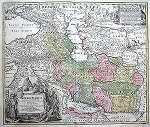 Imperii Persici in omnes suas Provincias (tam veteribus quam modernis earundem nominibus signatas) ...