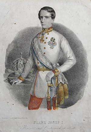 Franz Josef I, Kaiser von Oesterreich etc. etc. etc.: LANZEDELLI, C.