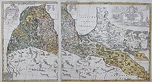 Ducatus Curlandiae juxta Barnikelii Architecti Curici primarii Geometricam Delineationem ...