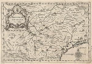 Toulouse Karte.Tolosana Used Maps Abebooks