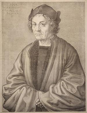 Ajtos/Ungarn 1427 - 1502 Nürnberg). Vater Albrecht: DÜRER, Albrecht der
