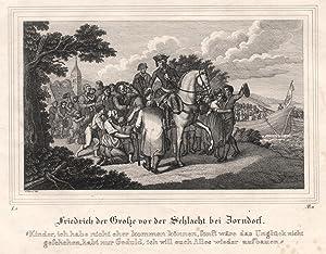 Friedrich II., der Große (Berlin 24. 01.: FRIEDRICH II., der