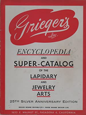 Grieger's Inc. Encyclopedia and Super Catalog of
