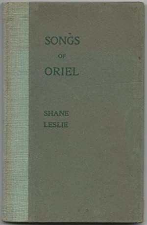 Songs of Oriel (Signed)