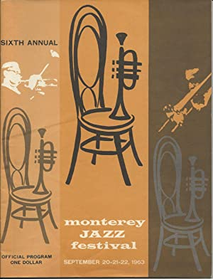 Shop Jazz Festival Programs Collections: Art & Collectibles