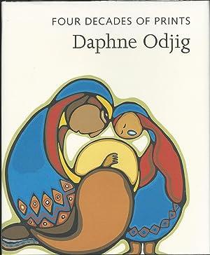 Daphne Odjig: Four Decades of Prints (Signed By Odjig): Bailey, Jann L. M., & Morgan Wood