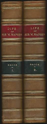 Life of General Sir William Napier, K. C. B. (in 2 volumes)