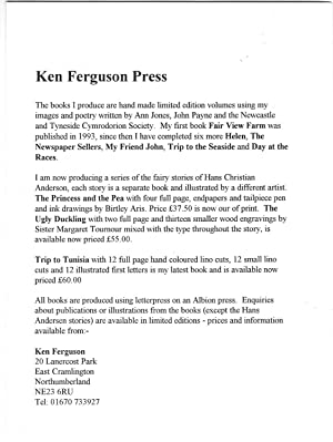 Ken Ferguson Press