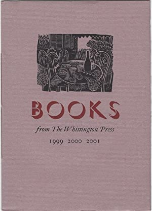 Books from the Whittington Press 1999 2000 2001