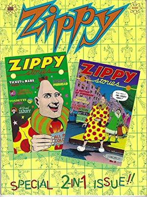 Zippy Special 2-in-1 Issue