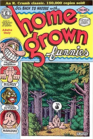 Home Grown Funnies No. 1: Crumb, R. (Robert)
