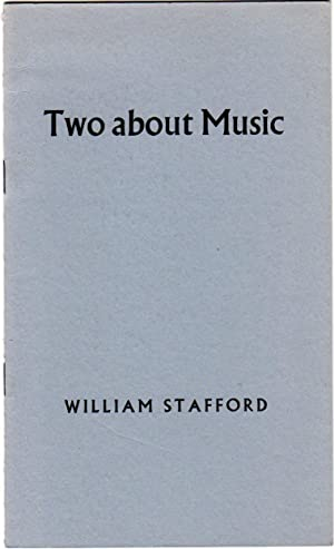 Two About Music (Signed)