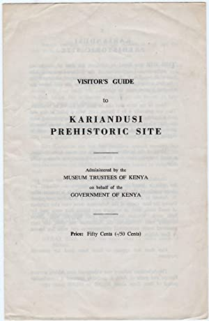 Visitor's Guide to Kariandusi Prehistoric Site