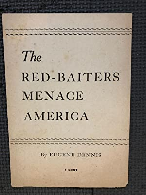 The Red-Baiters Menace America