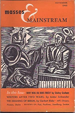 Masses & Mainstream, Vol. 1, Number 9,: Sillen, Samuel, ed.
