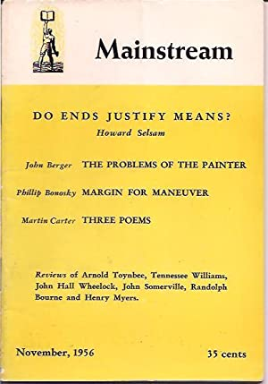 Mainstream, Vol. 9, No. 10, November 1956: Howard, Milton, ed.