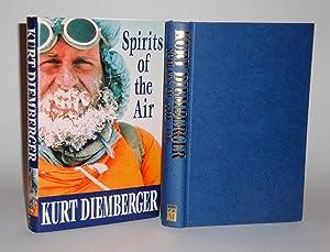 Spirits of the Air signed copy: Diemberger, Kurt