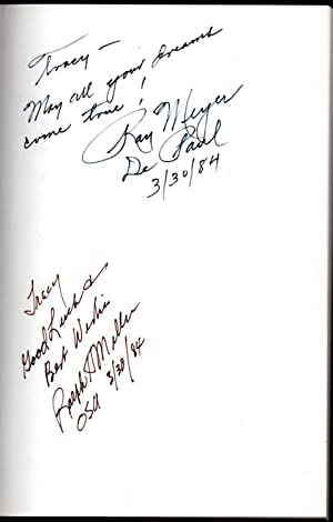 They Were Number One: A History of the NCAA Basketball Tournament signed copy: Stern, Robert