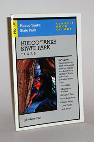 Hueco Tanks State Park Texas: Sherman, John