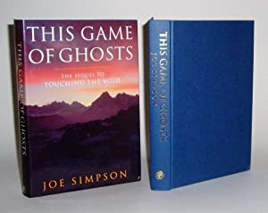 The Game of Ghosts: Simpson, Joe