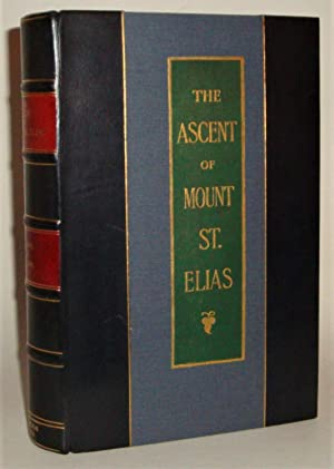 The Ascent of Mount St. Elias (Alaska): Filippi, Filippo de