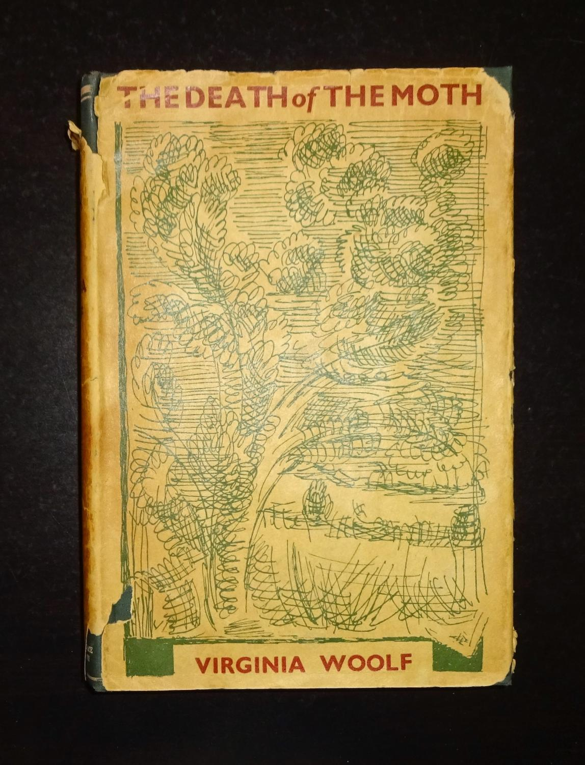 virginia woolf essay moth Essay about use of metaphor inthe death of the moth by virginia woolf - the essay the death of the moth by virginia woolf, is a piece of literature that describes the physical struggle of a dying moth and also, an inner struggle that the writer is experiencing as well.