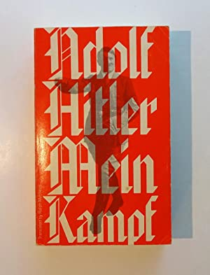 Mein Kampf: Adolf Hitler
