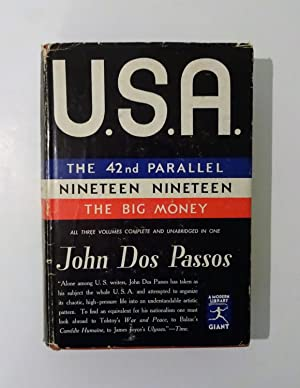 the 42nd parallel essays The usa trilogy is a series of three novels by american writer john dos passos, comprising the novels the 42nd parallel , 1919 and the big money the books were.