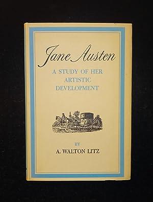 Jane Austen - A Study of Her: A. Walton Litz