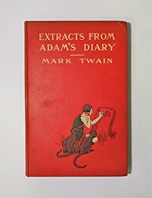 Extracts From Adam's Diary: Mark Twain
