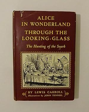 Alice's Adventures in Wonderland - Through the: Lewis Carroll