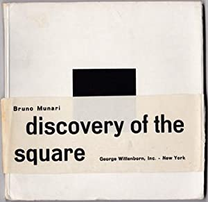 Discovery of the Square: Munari, Bruno. Translated by Desmond O'Grady