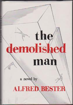 Demolished Man: Bester, Alfred