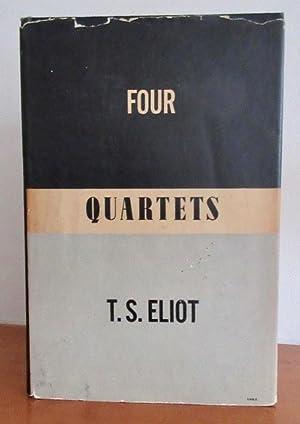FOUR QUARTETS: ELIOT, T. S.