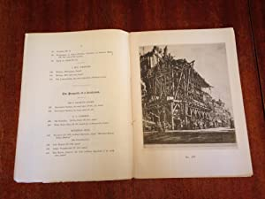 Catalogue of Modern Etchings and Engravings - Auction June 10, 1913: Sotheby, Wilkinson and Hodge