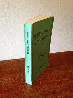 Modern Indian Psychology Revised Edition: Bryde, John F.