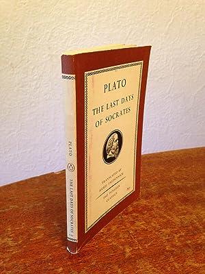 The Last Days of Socrates (Penguin Classics): Plato.