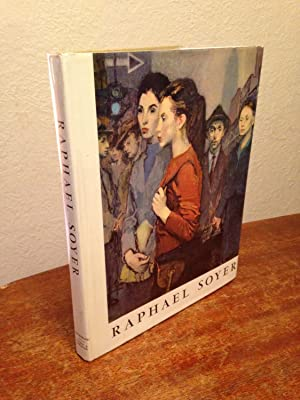 Raphael Soyer Paintings and Drawings: Raphael Soyer; Walter K. Gutman