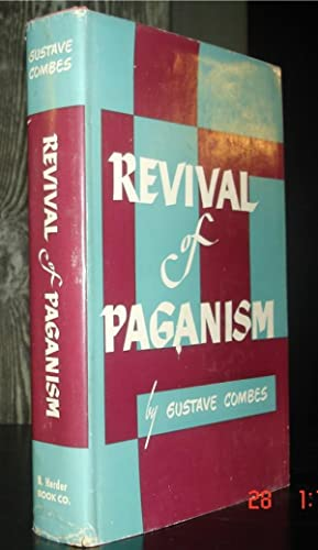 Revival of Paganism.: Combes, Gustave.
