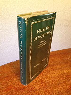 Muslim Devotions: A Study of Prayer-Manuals in: Padwick, Constance E.