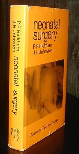 Neonatal Surgery.: Rickham, P. P. And J. H. Johnston.