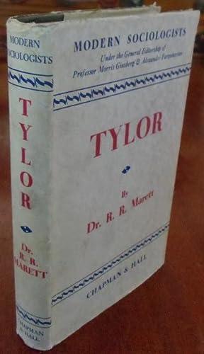 Tylor: Marett, R. R.